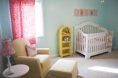 little girl new room