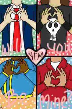 YFM Valentines :3