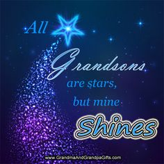 Yes, he does. <3 #grandson #grandparents More