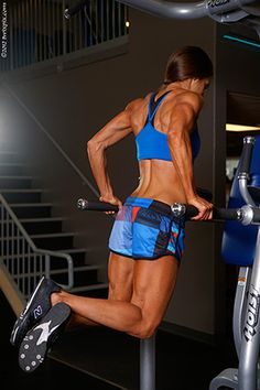 7 day Muscle building routine for women