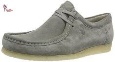 Grashopper-D-141, Mocassins (Loafers) Femme - Rot (Fire) - 44 2/3 EU (10 UK)Sioux