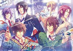 They remind me of an anime character I created Anime Toon, Manga Anime, I Love Anime, All Anime, Tous Les Anime, Otaku, Kamigami No Asobi, Handsome Anime Guys, School Life