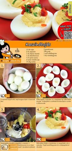 Russische Eier Rezept mit Video – Partyrezepte/ Fingerfood Russian eggs are a fast party food classic that should not be missing on any cold buffet! You can easily find the Russian egg recipe video using the QR code :] Devilled Eggs Recipe Best, Bacon Deviled Eggs, Deviled Eggs Recipe, Easter Recipes, Egg Recipes, Appetizer Recipes, Party Recipes, Recipes Dinner, Pizza Recipes