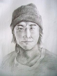 Art Drawing Portrait me by Sittichai Pijitam (cycnas) Art Drawings, Portrait, Headshot Photography, Portrait Paintings, Drawings, Portraits, Art Paintings