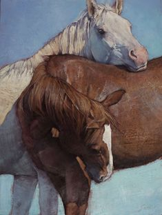 Jill Soukup, Bones & Trace, oil on canvas, 40 x 30 inches⁠⠀ ⁠⠀ Please join me for the October 5 opening of my two-person exhibit… Horse Drawings, Art Drawings, Animal Paintings, Horse Paintings, Pastel Paintings, Oil Paintings, Horse Artwork, Equine Art, Animal Sculptures