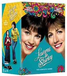Amazon.com: Laverne & Shirley: The Complete Series: Penny Marshall, Cindy Williams, Multiple: Movies & TV