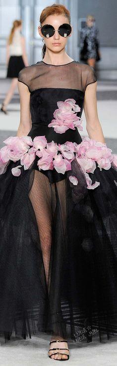 Giambattista Valli Fall 2015 Couture YaseminAksu