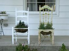 upcycling old chairs - Google Search