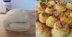 Doughnut, Diy And Crafts, Muffin, Bread, Breakfast, Desserts, Food, Basket, Morning Coffee