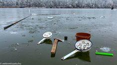 Ha bárki azt gondolja, a horgászat nem fokozza az adrenalin szintet és nem növeli a túlélési ösztönt, az próbálja ki a lékhorgászatot a Tisza-tavon. Olvass róla a Blogon! #horgászat #Tisza-tó #horgász