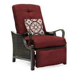captiva ww rocker recliner rattan and wicker rockers and swivel