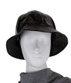 Chanel Black Patent Leather Bucket Hat, Size 58. Get the lowest price on Chanel Black Patent Leather Bucket Hat, Size 58 and other fabulous designer clothing and accessories! Shop Tradesy now