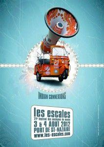 Festival Les Escales à Saint-Nazaire - Édition 2012