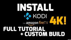 Setup and Configure KODI XBMC on FIRE TV 4K Isengard 15.1 Step by Step Guide If you are Setting up Kodi for the first time, doing the first run. I will show you the exactly first steps to get going. Install XBMC / KODI 15.1 Isengard with all of ...