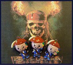 Chibi-Charms: 3 Jack Sparrows by MandyPandaa.deviantart.com on @deviantART