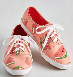 Keds Watermelon Sneakers