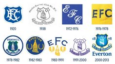 If you've had the opportunity to keep an eye on the evolution of the Everton Football Club crest over the last couple of months, you'll know it's been a rough ride for the team who put the. British Football, English Football League, Football Music, Football Team, Soccer Teams, Everton Fc, Football Design, Crests, Liverpool Fc