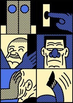Dots Comics - Simon Landrein