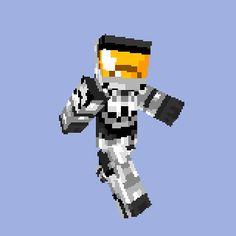 Iron Man Iron Patriot Skin Minecraft Pinterest Minecraft - Skins para minecraft pocket edition de halo