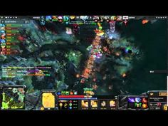 Newbee Vs EHOME [Red Bull Battle Grounds Dota 2]
