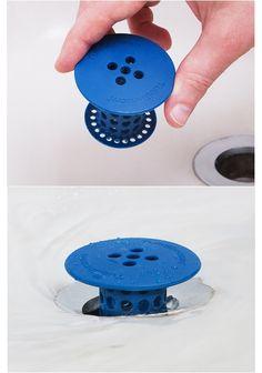 TubShroom: Clogs No More