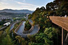 Gallery of China Fuzhou Jin Niu Shan Trans-Urban Connector / LOOK Architects - 5