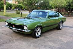 ford maverick | Ford Maverick GT V8 302
