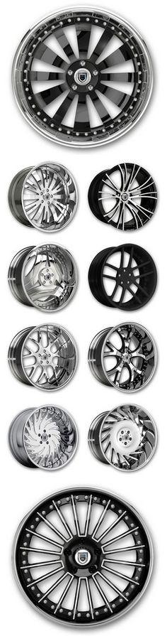 Asanti Wheels, available at Discounted Wheel Warehouse.