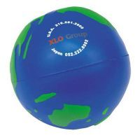 Stress Balls. Promotional stress relievers printed with your company logo are a promotional product which has grown in popularity through the years. Imprinted stress balls and custom stress relievers are inexpensive which makes them ideal for use as a promotional giveaway at any corporate event. http://www.abetteridea.com/stress-toys