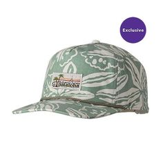 17a92ca470f Pataloha™ Stand Up™ Hat (38100) Patagonia Cap