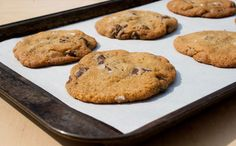 Worth-the-Wait Chocolate Chip Cookies