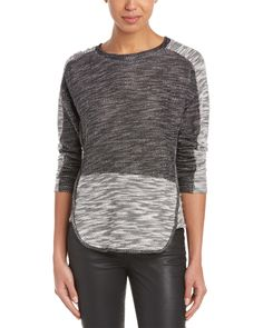 Spotted this BCBGeneration Side Panel Insert Top on Rue La La. Shop (quickly!).