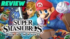 (Video)Super Smash Bros - Ultimate Review Trailer 2018 Video Game Companies, Technology Articles, Super Smash Bros, Video Clip, Tech News, Mario, Fictional Characters, Gadgets, Gaming