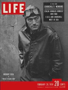 Gregory Peck - Life Magazine [United States] (20 February 1950)
