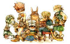 Tantalus - Final Fantasy IX