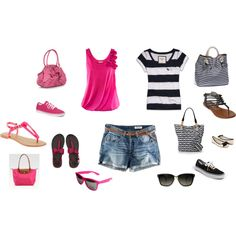 Casual Pick, created by sandy-thompson on Polyvore