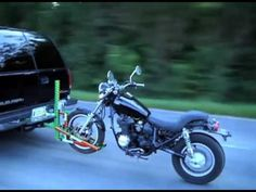 Alpha One Motorcycle Tow Hitch Motorcycle Towing, Motorcycle Carrier, Motorcycle Trailer, Support Moto, Kombi Trailer, Bike Trailers, Survival Blanket, Image Notes, Disaster Preparedness