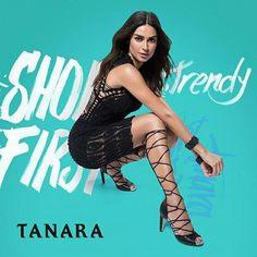 #repost -- @ellebrasil: Shoes First: Primeiro o sapato depois a blusa a maquiagem a saia. A nova coleção da Tanara tá lindíssima! Tão linda quanto as fotos da @thailaayala. Fica a dica siga @tanarabrasil #ShoesFirst #tanaralovers