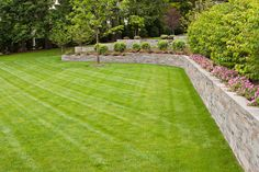 Natural Rock Walls Landscaping | Natural Stone Retaining Walls - New Jersey Landscape Design