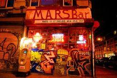 Mars Bar NYC