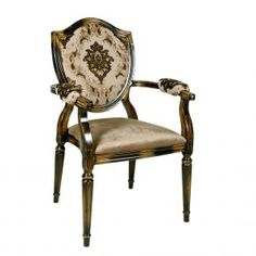 New Restaurant Furniture. Louis XIV style. Available at our Miami Showroom. The Chair Market, call 305-697-2217 for details.
