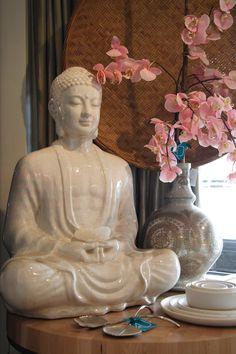 Interior Design - Buddha Inspiration - Kitchens By Design Showroom