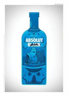 ABSOLUT Blank | Absolut Vodka | TBWA