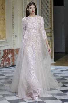 Wedding dress inspo straight from the spring/summer 2016 couture shows in Paris.