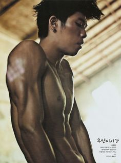 10 Korean Actors Who Shouldn't Wear Shirts... Like Ever (Part 2)