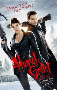 Loved this movie| hansel and Gretel: witch hunters