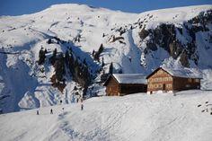 Ski Lodge, near Bregenz, Austria