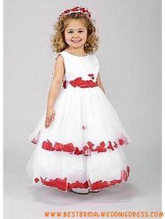 Pretty Flower Dresses