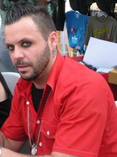 It really does not get any hotter or sexier than this... Mr. Justin Furstenfeld ~ Blue October...
