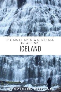 Dynjandi: The Most Epic Waterfall in all of Iceland